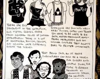 PunkPuns original artwork - Page 16