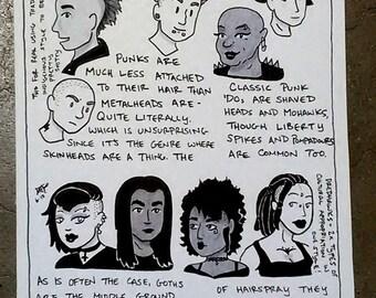 PunkPuns original artwork - Page 31