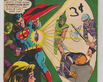 Adventure Comics; Vol 1, 376, Silver Age Comic Book. VG (4.0). January 1969. DC Comics