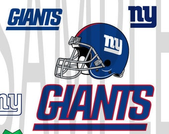 New York Giants Svg, New York Giants Png, New York Giants DXF layered cut cutting files cricut silhouette cut decal vinyl