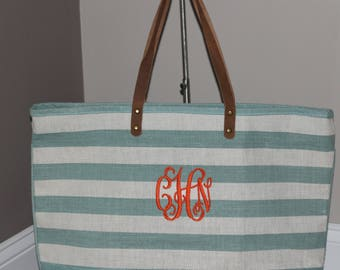 TOTE BAG-Is This Your MONOGRAM?