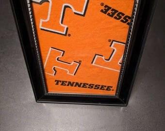 "5x7"" University of Tennessee Framed Room Decor"