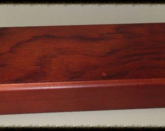 ElegantBubingaWood Pen Box