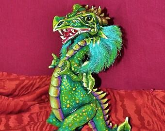 Jade Dragon, Lucky Dragon OOAK