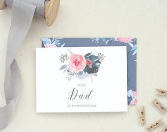 From the Bride Card. To My Mother Card. To My Father Card. To My Dad Card. To My Mom on My Wedding Day Card. Wedding Day Cards from. DO-13