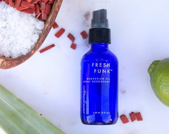 Fresh Funk™ Magnesium Oil Spray Deodorant