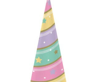 My Sweet Pastel Unicorn Party Horn  / unicorn Party theme  / Unicorn Party /party hat / pastel colors/ unicorn