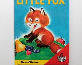 Little Fox By Mabel Watts 1980