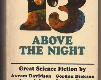 Dell, Edited by Groff Conklin: 13 Above the Night 1965