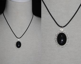 Chain 18x13 [Black-silver]