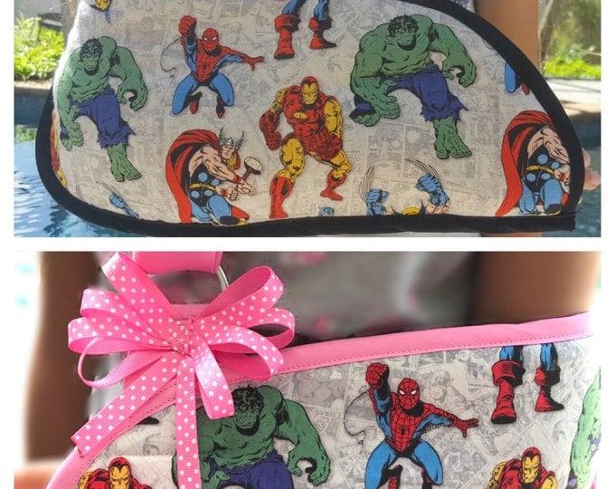 Marvel Avenger Arm Sling - child arm sling - adult arm sling - boy arm sling- girl arm sling- fashionable arm sling - toddler arm sling