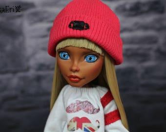 Monster High Custom Repaint Art doll OOAK Robecca Steam