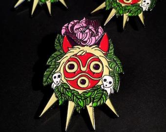 Mononoke Pin