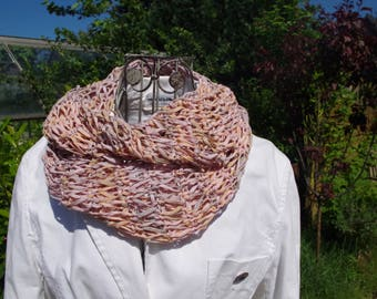 Rose Summer-loop made of cotton