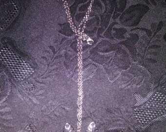 Silver Aminal Charm Necklace