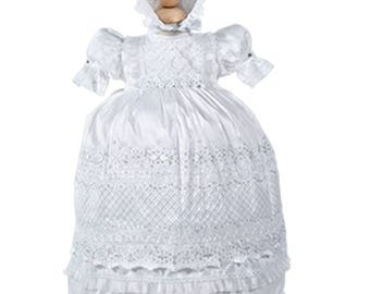 Vintage Girl Christening Gown MX988
