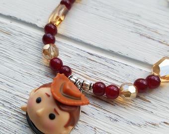Woody Tsum Tsum Bracelet