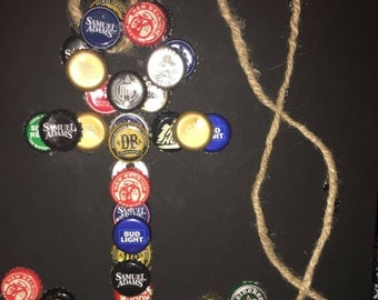 Beer Bottlecap Anchor