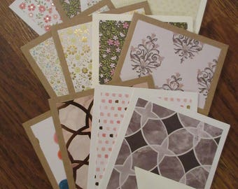 A Touch of Glitz - set of 12