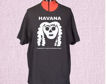 Havana Skeleton Band T-shirt