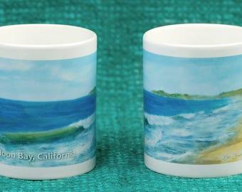 Poplar Beach Mug