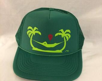 Location: Hammock Trucker Hat