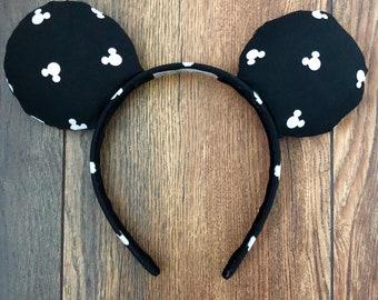 Custom Mickey Ears - Disney Ears - Mickey Ears - Minnie Ears