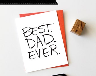 Printable Fathers Day Card, instant download, Father's Day Card, printable card