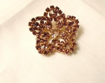 Sparkling brooch (358)