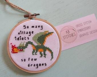 So few dragons