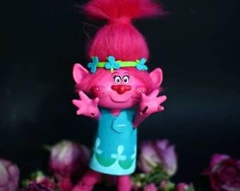 Princess Poppy Troll BJD Art Doll