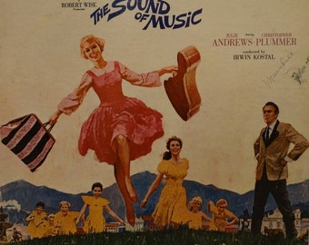 Sound Of Music, The (An Original Soundtrack Recording) 1965 including booklet (LP, Album, Vinyl Record ) Musical