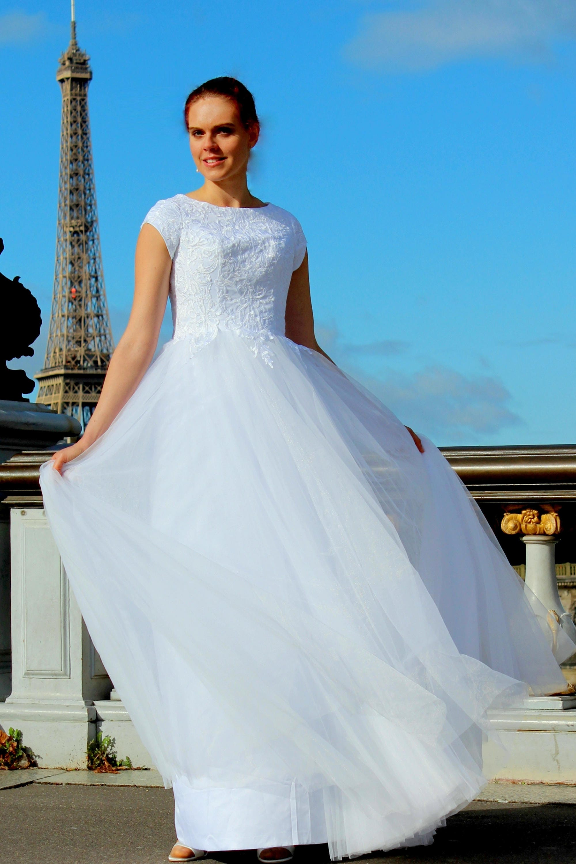 Attractive Lds Wedding Gowns Collection - All Wedding Dresses ...