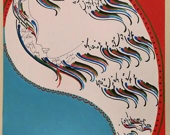 Gisoo-original acrylic painting
