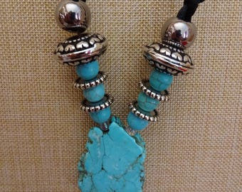 Turquoise Necklace Fashion Jewerly