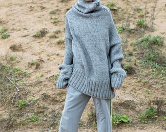 Chunky sweater | Etsy