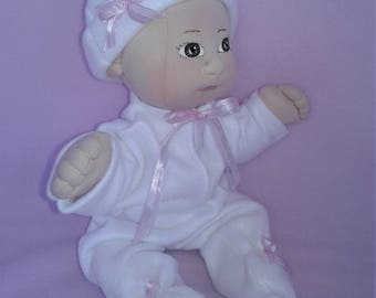 Soft Sculpture Baby Doll, OOAK  Baby Doll