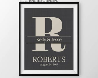 Mr And Mrs Wedding Gifts For Couple Bridal Shower Gifts For Bride Personalized Wedding Bridal Shower Gift Wedding Signs Married Couple Gift