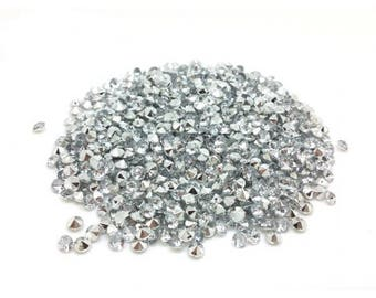 Clear 4mm acrylic rhinestone 520