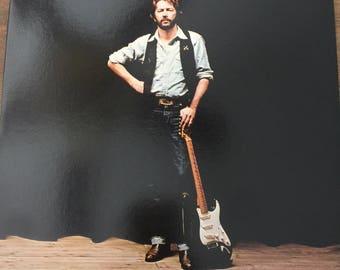 Eric Clapton Just One Night double vinyl LP