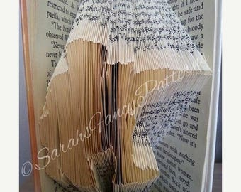 Summer Sale Army Guy - Book Folding Pattern