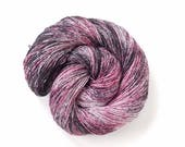 Biker Chic, Painted Indie Dyed Yarn