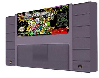 Super Mario World : Lost Adventures Multi Cart