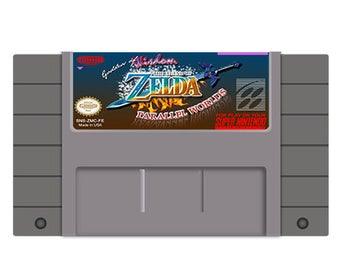 Zelda Parallel Worlds / Goddess of Wisdom Multicart