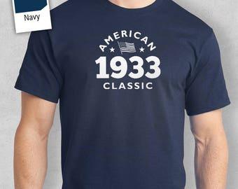 85th Birthday, 85th Birthday Gift, 85th Birthday Present. 85th Birthday Idea for 1933 Birthday, 85th, Birthday Shirt, 85 Birthday!