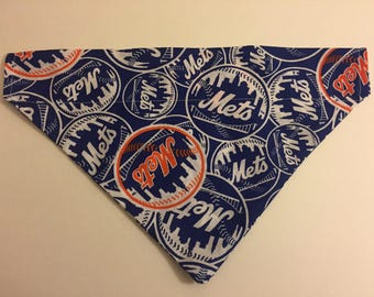 Dog bandana, MLB New York Mets