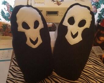 Reaper Plush Pillow