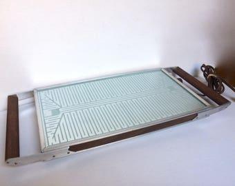 Vintage Mid Century Salton Cosmopolitan Automatic Food Warmer - Model H-121 - Warming Tray - Buffet Warmer - Made In USA- Retro Entertaining