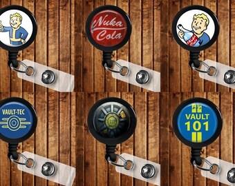 Video Game Badge Reel - you choose image Cola Vault Pip Tec Boy