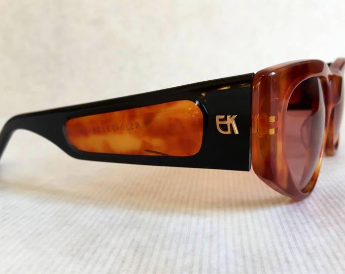Emmanuelle Khanh Sport Optique 8520-73/16 Vintage Sunglasses Made in France New Old Stock